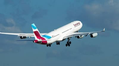 Flug Eurowings EW ab Frankfurt Airport FRA