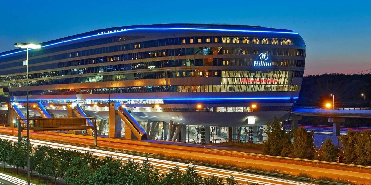 Hilton Frankfurt Airport The Squaire