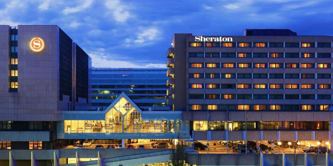 Sheraton Frankfurt Airport Hotel und Conference Center