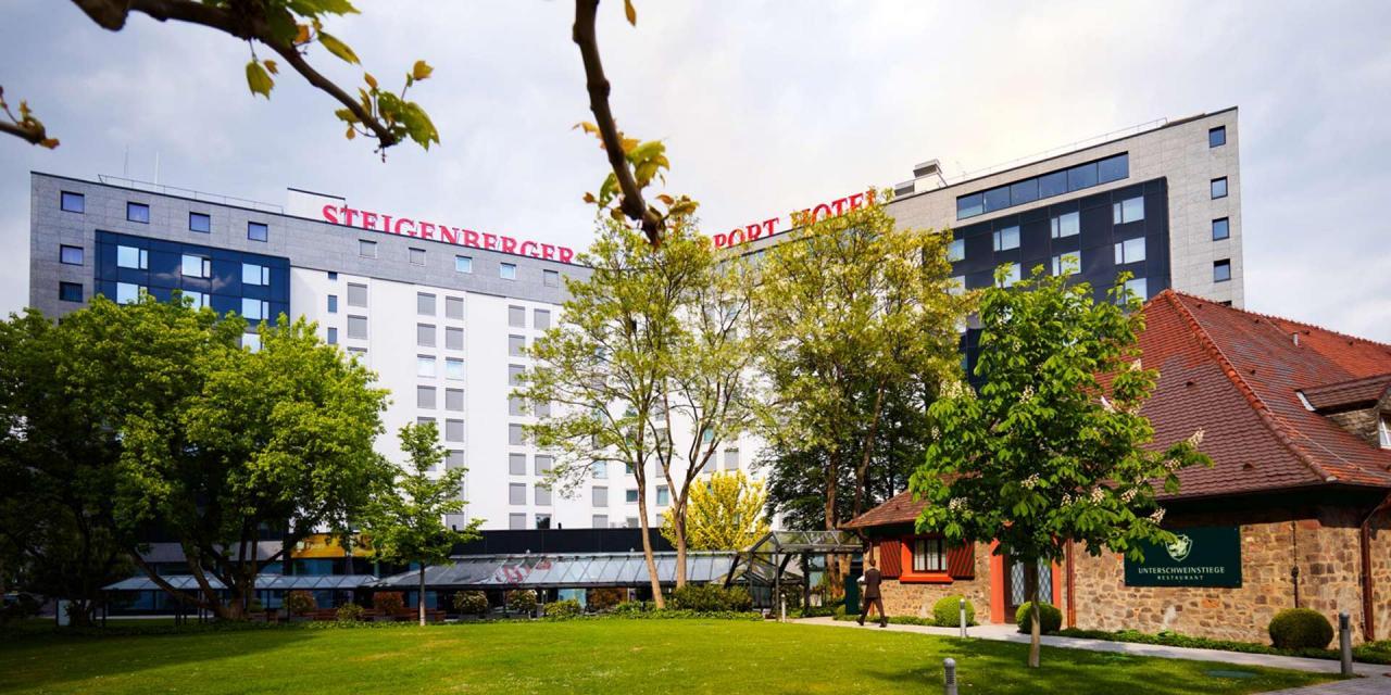 Steigenberger Airport Hotel Frankfurt am Flughafen Frankfurt